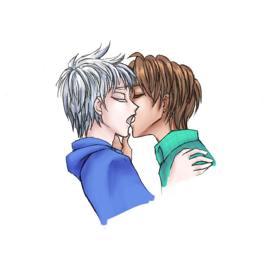 Kiss by sunatsubu