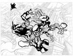 WIP: Spidey versus Venom II
