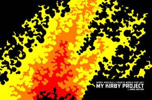 WIP: My Kirby Project IndieGogo Cover by ljamalwalton
