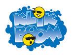 Comic Book Logo Klik Boom