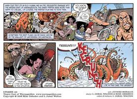 Tiegre: East of Warmageddon Season 1 Strip 1