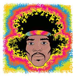 The Experience AKA Jimi Hendrix by ljamalwalton