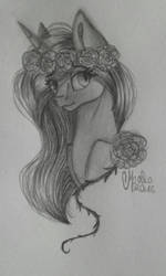 Rose Bush by Shadow-Nights