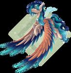 [Commission] Sapphire Breeze