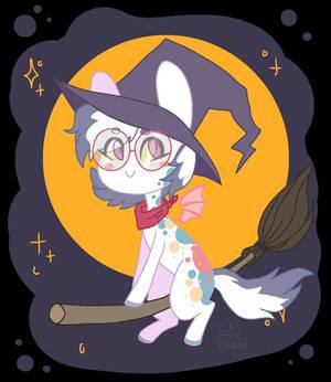 [YCH] Halloween Witch