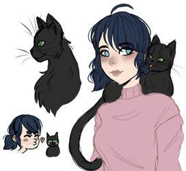 Mari and Chat