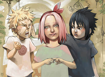 Team 7 by byshake