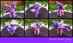 Mini Princess Twilight Plushie (Gift)