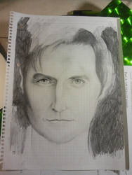 Richard Armitage WIP by riththewarluid