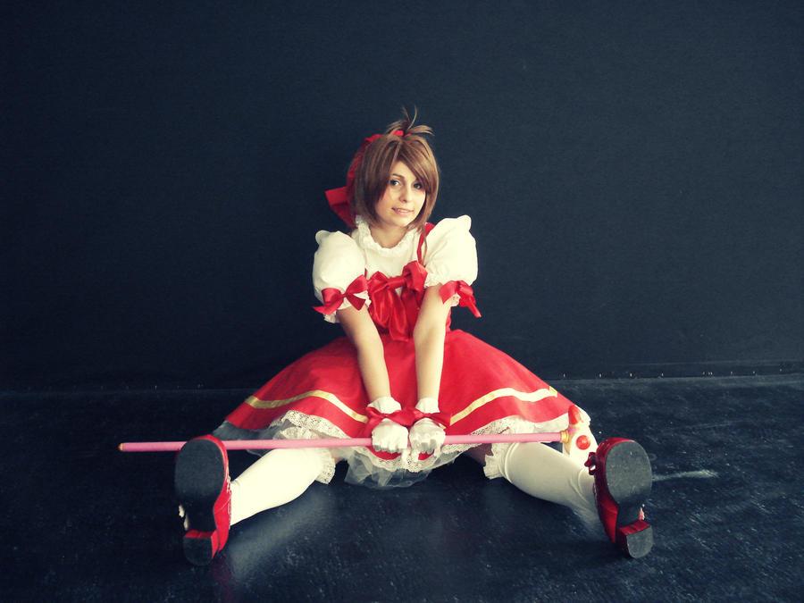 Sakura doll by BlastXX