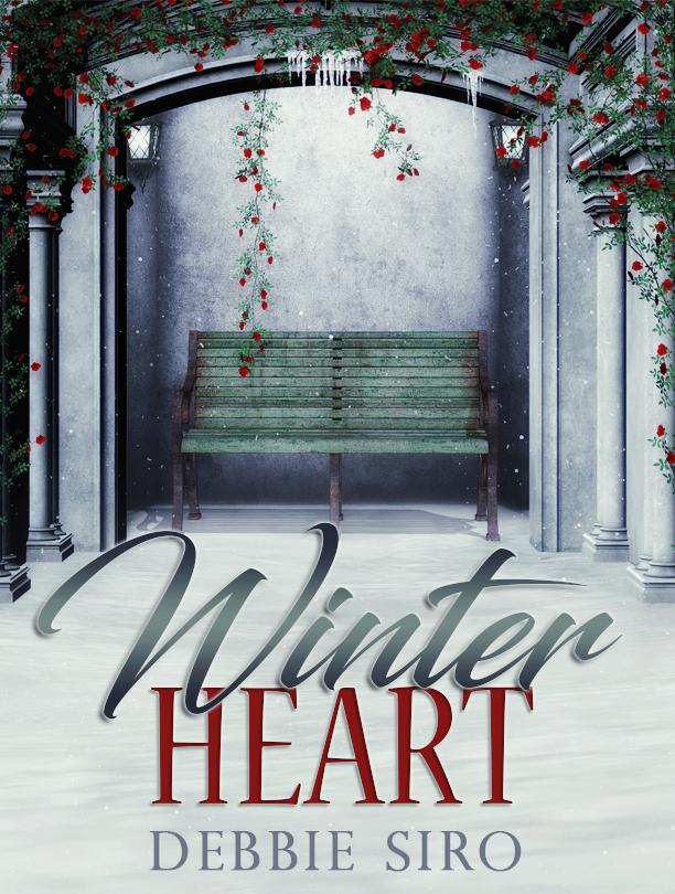 Winter Heart book cover by DebbieSiro