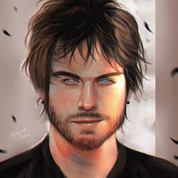 portrait of Ian