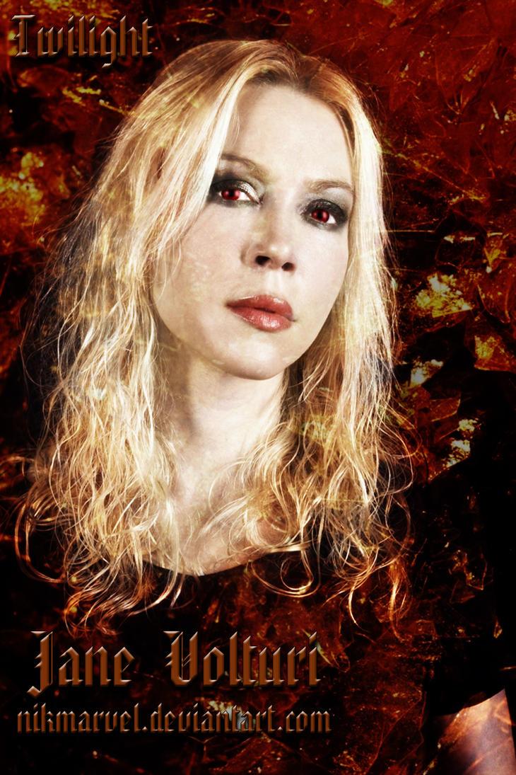 Jane Volturi by Nikmarvel on DeviantArt