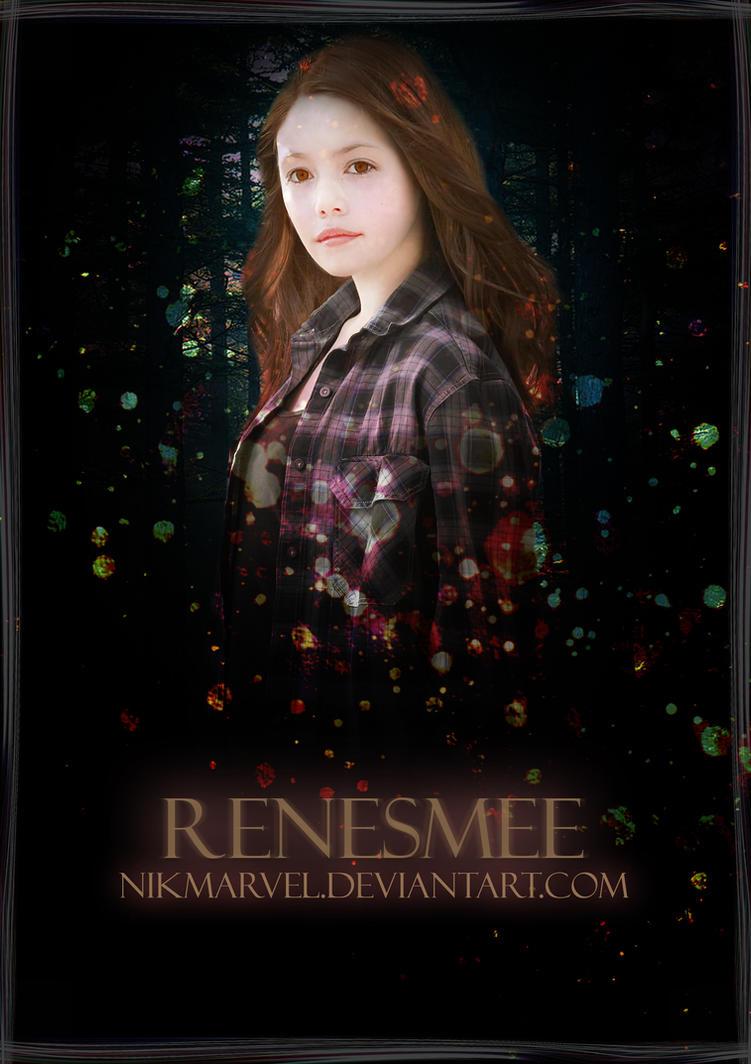 Renesmee Cullen - teenager by Nikmarvel