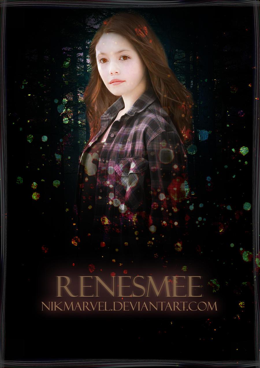 Renesmee Cullen - teenager by Nikmarvel on DeviantArt