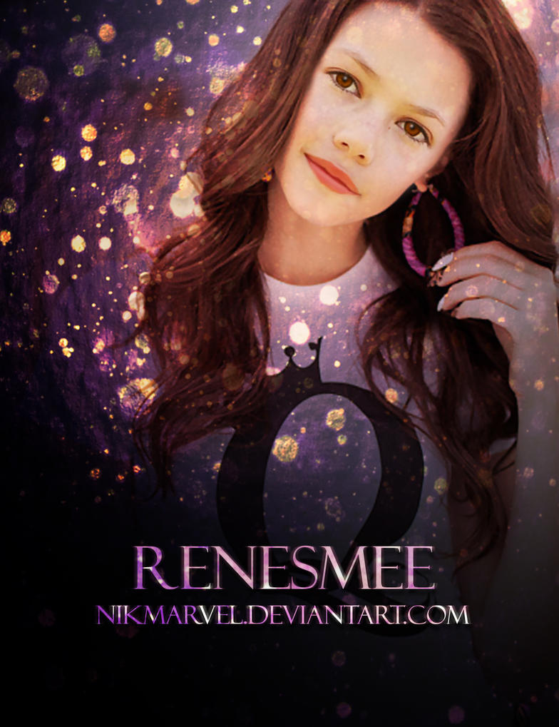 Renesmee Carlie Cullen - teenager by Nikmarvel on DeviantArt