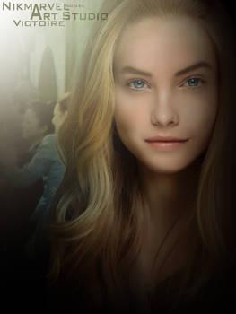 Victoire Weasley.