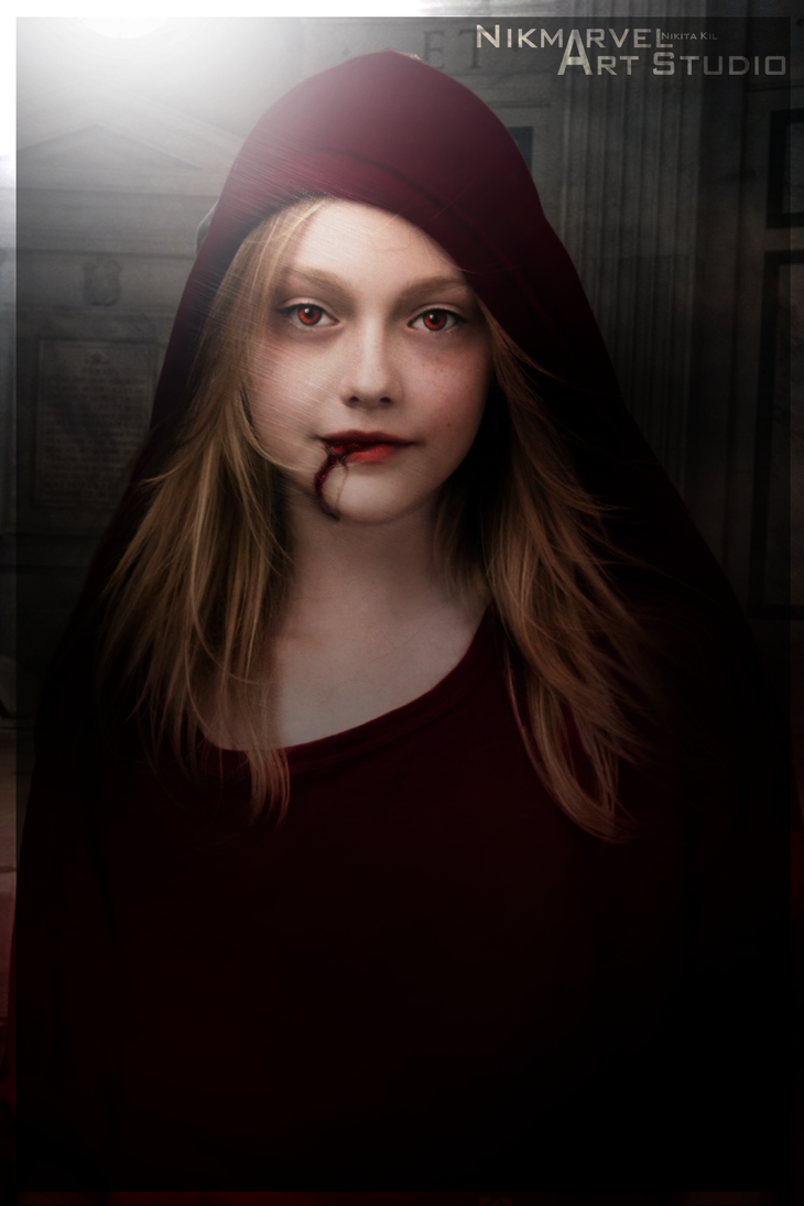 Jane Volturi by Nikmarvel