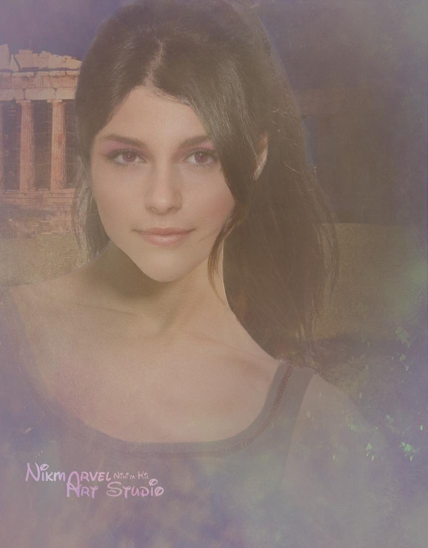 Real Disney - Megara (Meg) by Nikmarvel