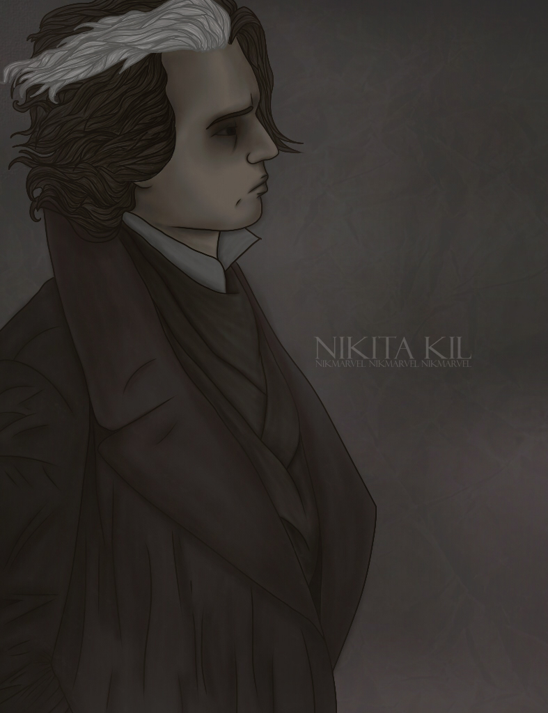 Sweeney Todd by Nikmarvel