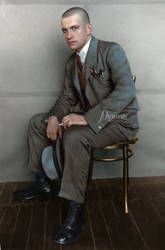 Vladimir Mayakovsky by Nikmarvel