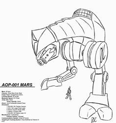 Mars Battletech Version