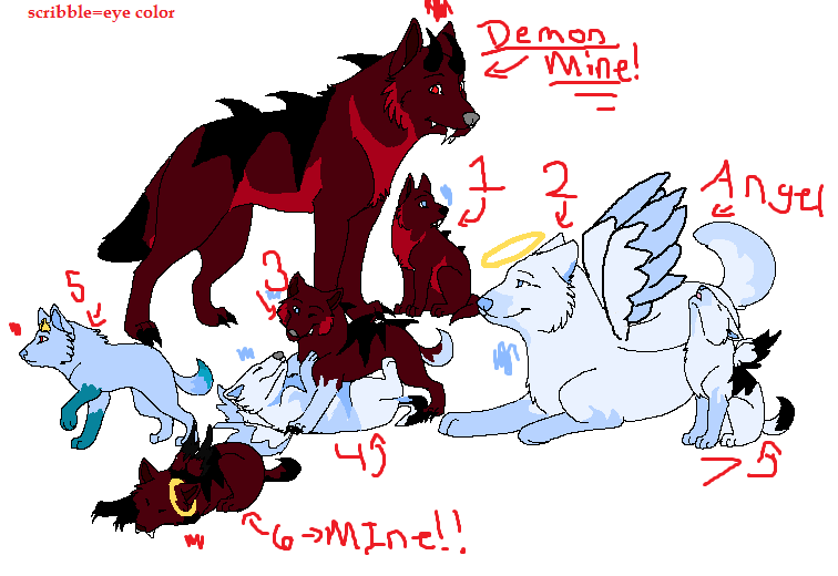 wolf-pups-anime-with-wings