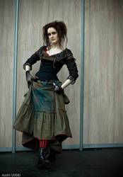 Mrs Lovett by LuceCosplay