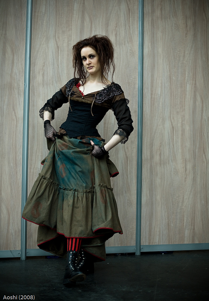 Mrs Lovett by L...