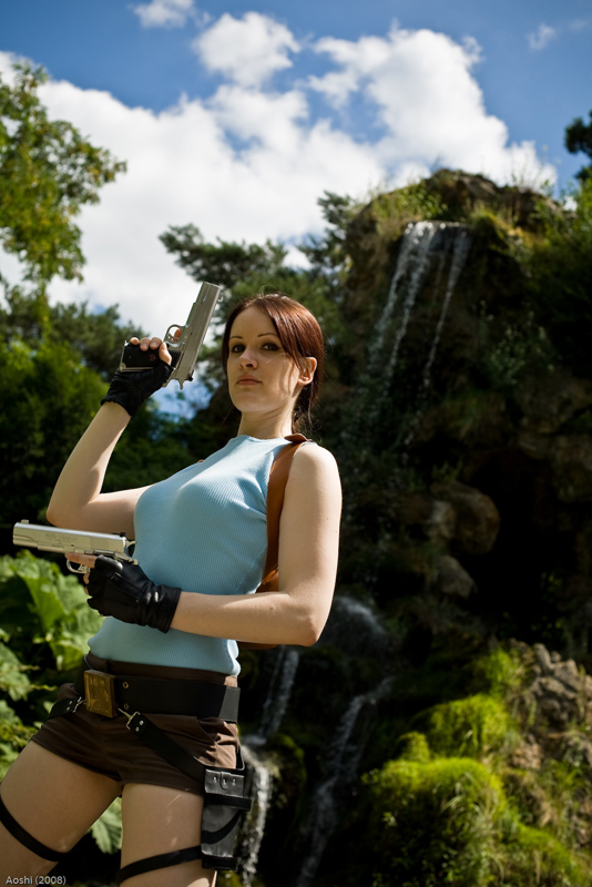The Lost Valley by LuceCosplay