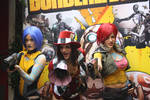The girls of Borderlands