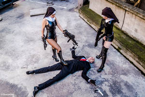 Game Over. by LuceCosplay