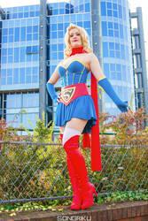 Vintage Supergirl