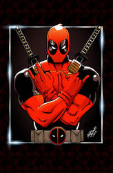 Deadpool by austinJanowsky