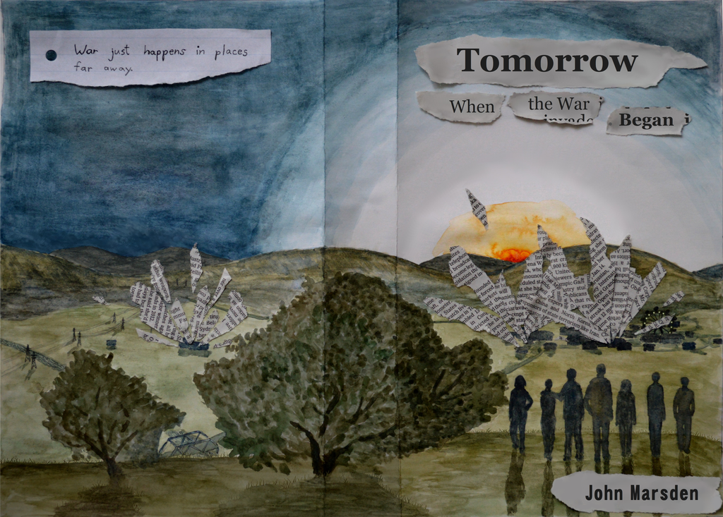 narrative essay of tomorrow when the war began Everything you need to know about the narrator of john marsden's tomorrow, when the war began, written by experts with you in mind.
