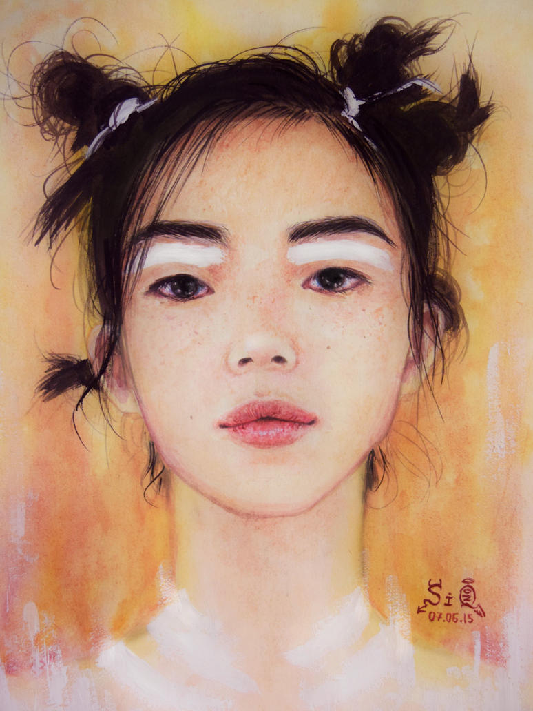 Xiao Wen Ju by Fuytski