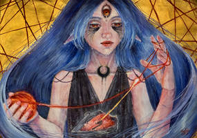 Soul Weaver by Fuytski