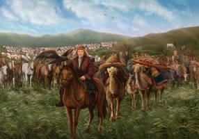 Herdsman by Fuytski