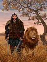 Lion by Fuytski