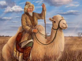 Cameleer by Fuytski