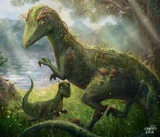 Raptor by Fuytski