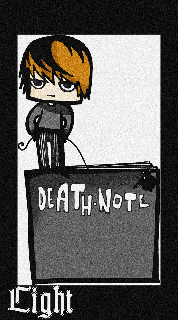 Death Note by ValeZot