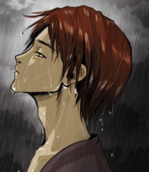 Tears Rain new by kickbuttme