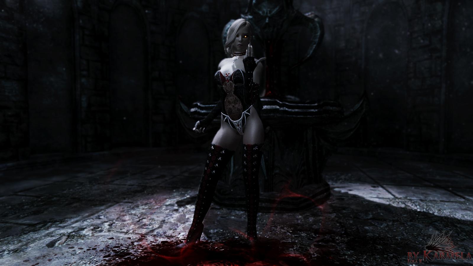 Skyrim Vampire