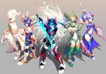 mythos zero and squad