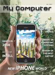 Magazine Cover _ My Computer