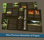 Olive Premium Newsletter
