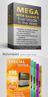 Inescapable Web Banner Pack