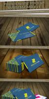 5 Mockups : Photorealistic Business Card v1