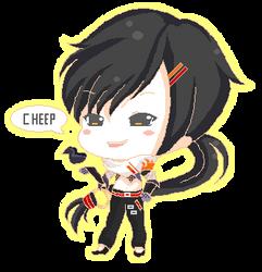 Cheep by nanasmoo